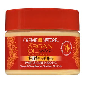 CREME OF NATURE TWIST & CURL PUDDING, 326 G