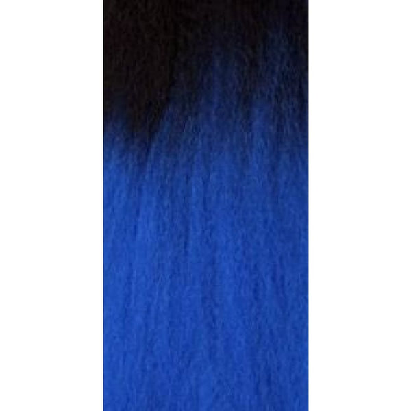 African Collection - Color Braid - T1B/blu - Hair Extensions