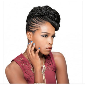 AFRICAN COLLECTION JUMBO BRAID - Visons Hair & Cosmetics Butik