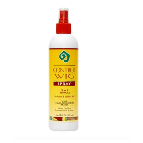 AFRICAN ESSENCE CONTROL WIG SPRAY 3 IN 1, 355 ML - Visons Hair & Cosmetics Butik