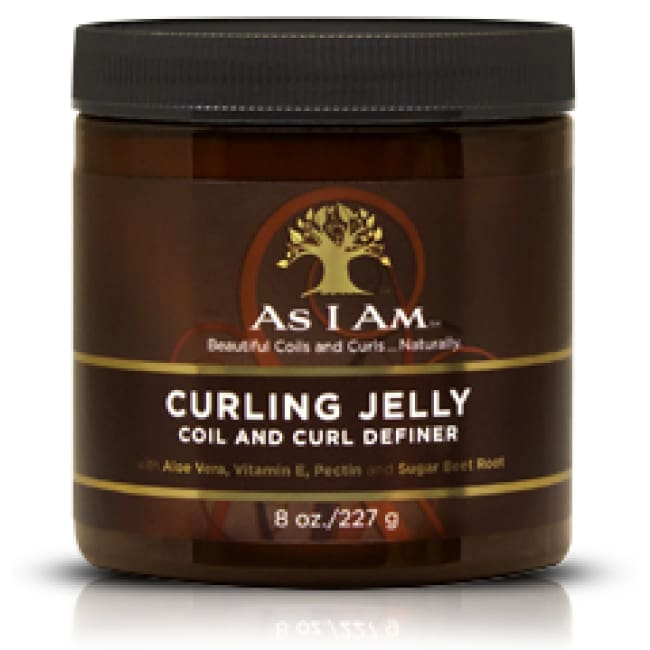 AS I AM - CURLING JELLY, 227 G - Visons Hair & Cosmetics Butik