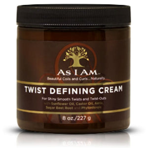 AS I AM TWIST DEFINING CREAM, 227 G