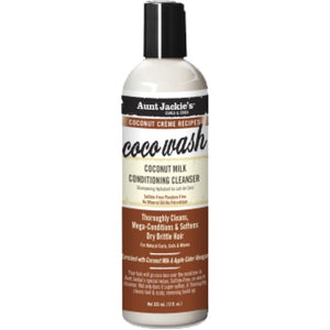 Aunt Jackies - Coconut Creme Recipes Coco Wash Coconut Milk Conditioning Cleanser 355 Ml - Hair Care