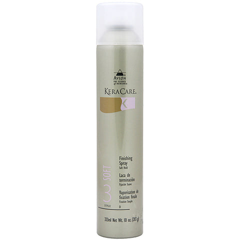 KERACARE- FINISHING SPRAY, SOFT HOLD, 333 ML