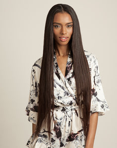 "100% VIRGIN BRAZILIAN - STRAIGHT 14"" - 30"""
