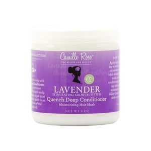 CAMILLE ROSE - LAVENDER QUENCH DEEP CONDITIONER, 236 ML