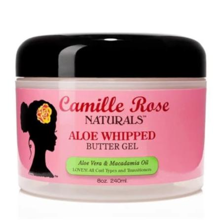 CAMILLE ROSE NATURALS - ALOE WHIPPED BUTTER GEL, 240 ML - Visons Hair & Cosmetics Butik