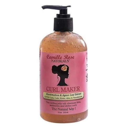 CAMILLE ROSE NATURALS - CURL MAKER HAIR DEFINING GEL, 355 ML - Visons Hair & Cosmetics Butik