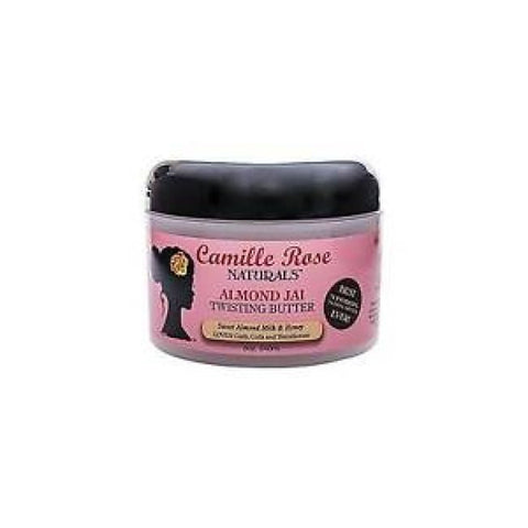 CAMILLE ROSE NATURLAS - ALMOND JAI TWISTING BUTTER MOISTURIZER, 240 ML - Visons Hair & Cosmetics Butik