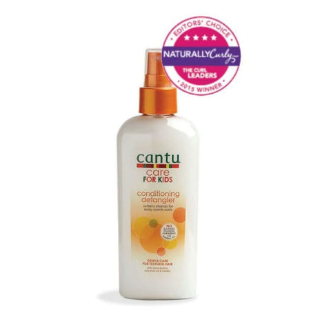 CANTU CARE FOR KIDS CONDITIONING DETANGLER, 177 ML