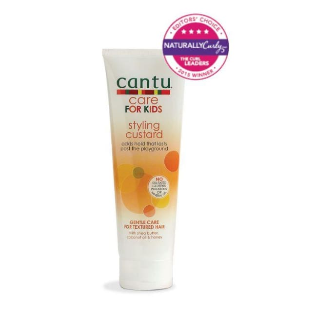 CANTU CARE FOR KIDS - STYLING CUSTARD, 227 G - Visons Hair & Cosmetics Butik
