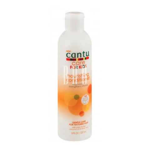 CANTU FOR KIDS - TEAR-FREE NOURISHING CONDITIONER, 237 ML - Visons Hair & Cosmetics Butik