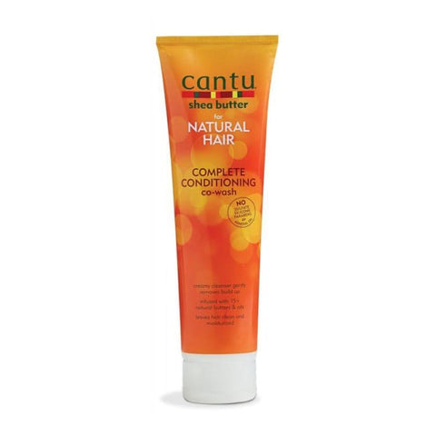 CANTU - SHEA BUTTER FOR NATURAL HAIR COMPLETE CONDITIONING CO-WASH, 283 G - Visons Hair & Cosmetics Butik