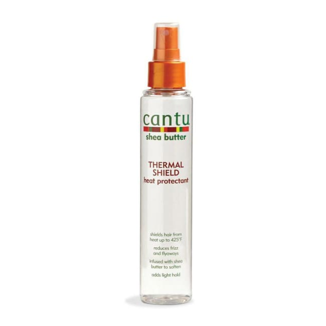 CANTU SHEA BUTTER THERMAL SHIELD HEAT PROTECTANT, 151 ML