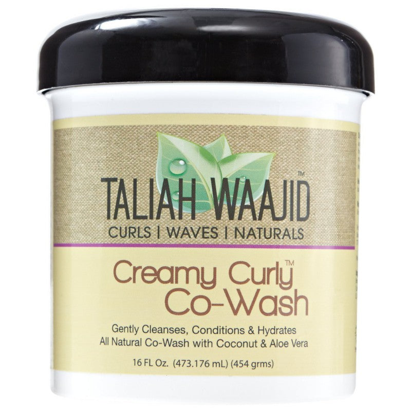 TALIAH WAAJID CREAMY CURLY CO-WASH, 473 ML