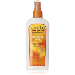 CANTU SHEA BUTTER FOR NATURAL HAIR COIL CALM DETANGLER, 237 ML