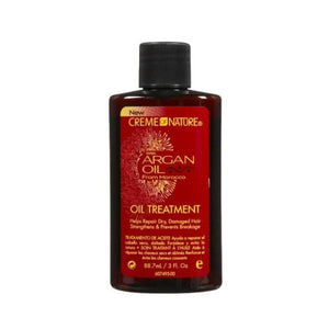 CREME OF NATURE ARGAN OIL OIL TREATMENT, 88,7 ML - Visons Hair & Cosmetics Butik