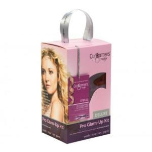 CURLFORMERS - SPIRAL CURLS GLAM UP KIT - Visons Hair & Cosmetics Butik