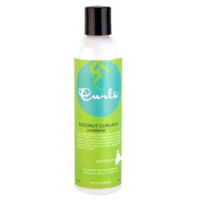 CURLS - COCONUT CURLADA CONDITIONER, 240 ML - Visons Hair & Cosmetics Butik
