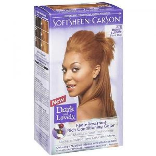 DARK AND LOVELY RICH CONDITIONING COLOR- HONEY BLONDE - Visons Hair & Cosmetics Butik