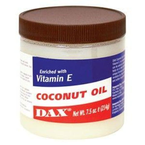DAX COCONUT OIL, 213 G - Visons Hair & Cosmetics Butik