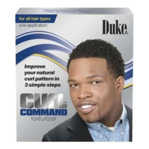 DUKE - CURL COMMAND TEXTURIZER - Visons Hair & Cosmetics Butik