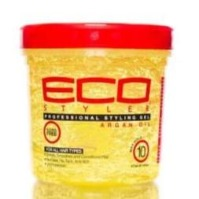 ECO STYLER -  PROFESSIONAL STYLING GEL ARGAN OIL, 236 ML, - Visons Hair & Cosmetics Butik