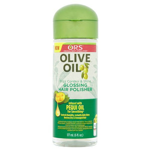 ORS OLIVE OIL GLOSSING HAIR POLISHER, 177 ML