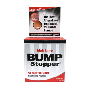 HIGH TIME - BUMP STOPPER FOR SENSITIVE SKIN 14,2 GM - Visons Hair & Cosmetics Butik
