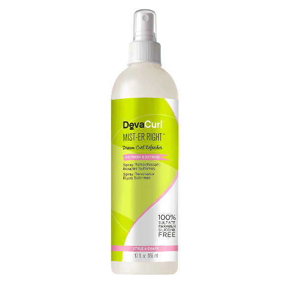 DEVACURL MIST-ER RIGHT CURL REFRESHER, 355 ML