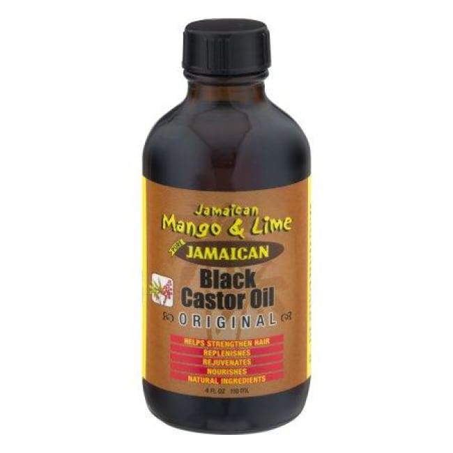 JAMAICAN MANGO & LIME - BLACK CASTOR OIL, DIFFERENT FRAGRANCES, 118 ML - Visons Hair & Cosmetics Butik