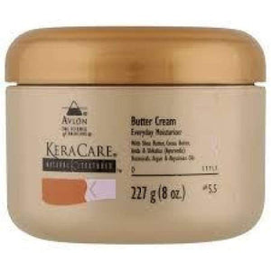 KERACARE BUTTER CREAM FOR NATURAL TEXTURES, 227 G