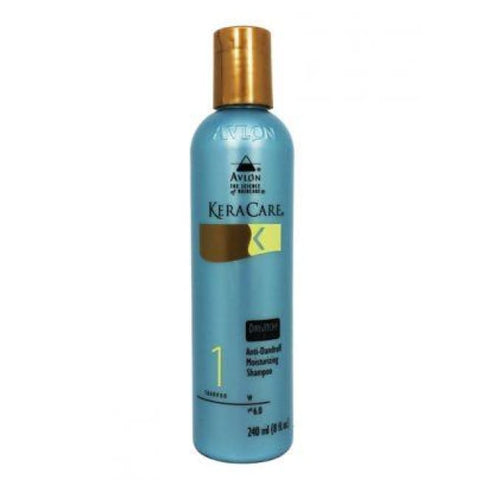 Keracare Dry & Itchy Scalp Anti-Dandruff Moisturizing Shampoo 240 Ml