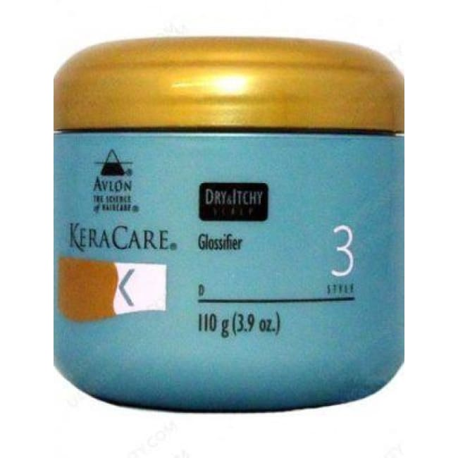 Keracare Dry & Itchy Scalp Glossifier 110 G - Hair Care