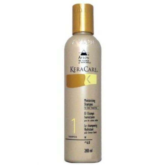 KERACARE MOISTURIZING SHAMPOO FOR COLOR TREATED HAIR, 240 ML