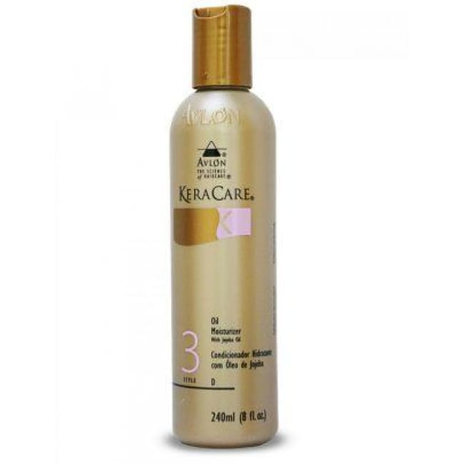Keracare Oil Moisturizer With Jojoba Oil 240 Ml