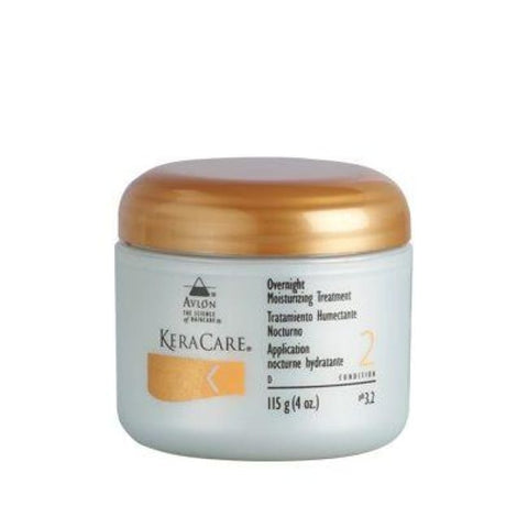 Keracare - Overnight Moisturizing Treatment 115 G - Hair Care