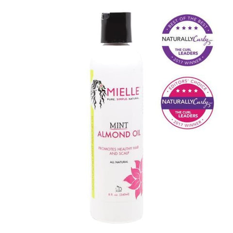 Mielle Organics - Mint Almond Oil Healty Hair And Scalp 240 Ml