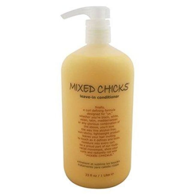 Mixed Chicks Leave-In Conditioner 300 Ml Or 1 L - 1 L - Hair Care