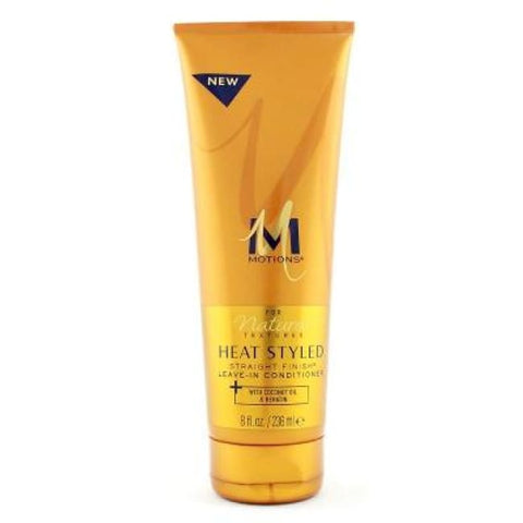 Motions Heat Styled Leave-In Conditioner For Natural Textures 236Ml