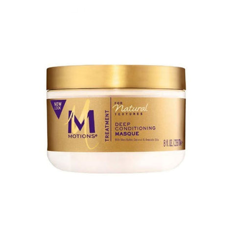 Motions Naturally Deep Conditioning Masque 236 Ml