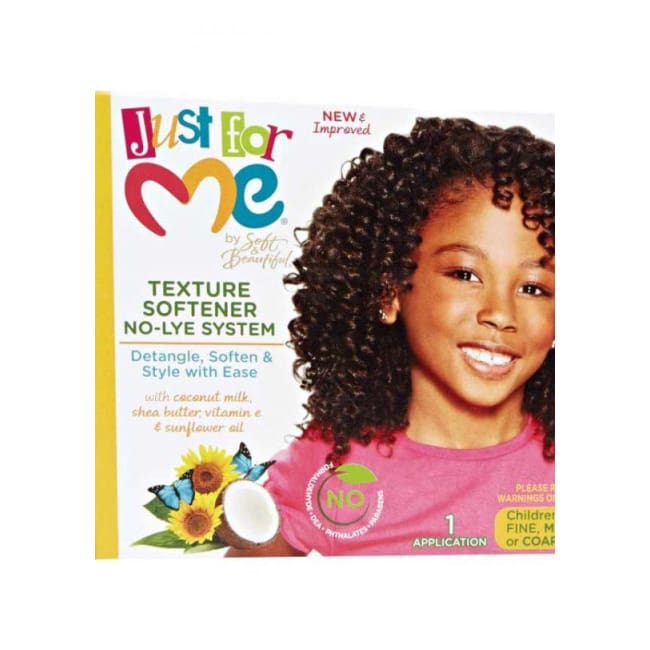 No Lye Texture Softener Kit
