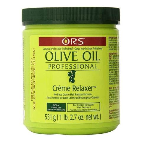 Ors Olive Oil Professional Creme Relaxer Extra Strength 531 G