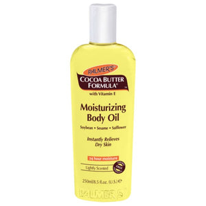 PALMERS COCOA BUTTER FORMULA MOISTURIZING BODY OIL, 350 ML