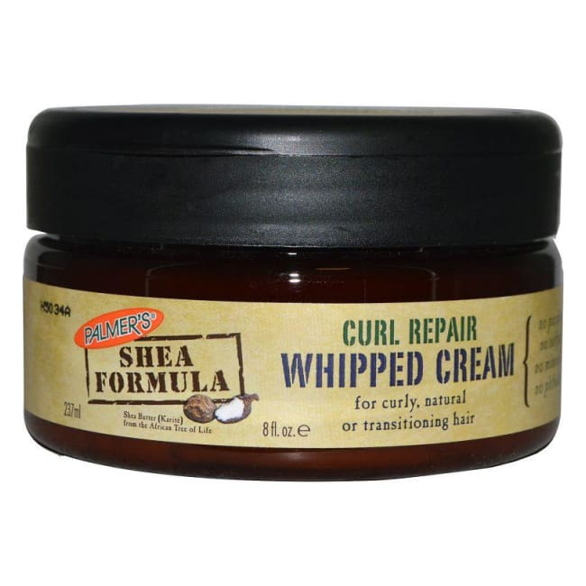 PALMERS SHEA FORMULA, CURL REPAIR WHIPPED CREAM, 237 ML