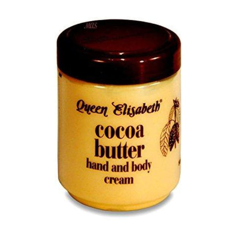 Queen Elizabeth Cocoa Butter Hand And Body Cream 250 Ml