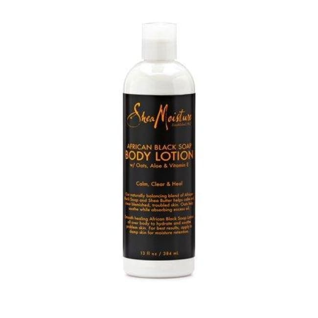 Shea Moisture - African Black Soap Body Lotion 384 Ml