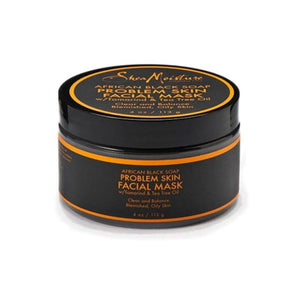 Shea Moisture African Black Soap Problem Skin Facial Mask 113 G