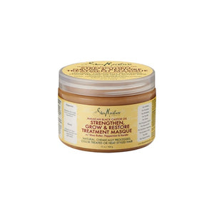 Shea Moisture Jamaican Black Castor Oil Strengthen & Grow Treatment Masque 354 Ml