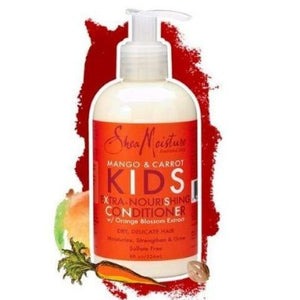 Shea Moisture - Mango & Carrot Kids Extra Nourishing Conditioner 236 Ml